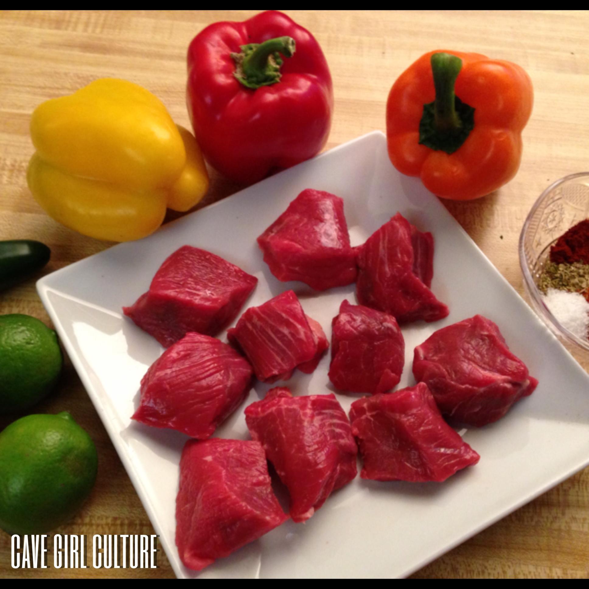 Taco Tuesday – Kickin' Chili Steak Tacos   Cave Girl Culture