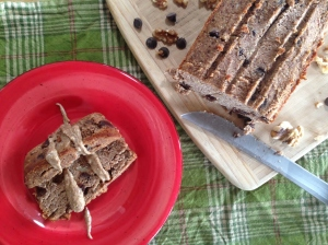 Cave Girl Culture Chocolate Chip Banana Bread