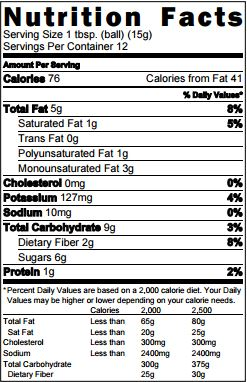 CGC-Chocolate-Banana-Protein-Bite-Nutrition-Facts